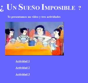 Un sueño imposible