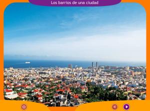 Barrios de las ciudades