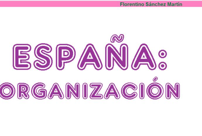 España organización